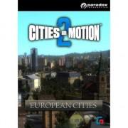 Orase in Motion 2: orașe europene, ESD (775898)