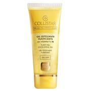 Collistar speciale pelli miste e grasse gel esfoliante purificante maxi taglia 100 ml