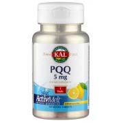 KAL PQQ 5 mg ''ActiveMelt'' - Zitrone