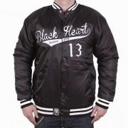 giacca uomo invernale (Baseball) BLACK HEART - BHB - Nero - BH086