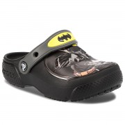 Чехли CROCS - Fl Batman Clog K 205020 Black