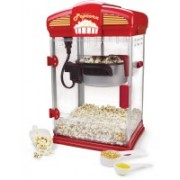 West Bend 43NDUJ9LS6X5 4 L Popcorn Maker(Red)