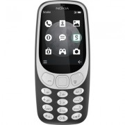 Телефон Nokia 3310 3G TA-1022, тъмносив
