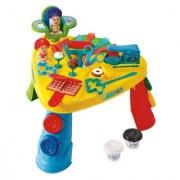 PlayGo igračka Plastelin set sa stočićem