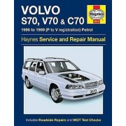 Volvo S70 V70 C70 Service and Repair Manual by 3573