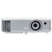 Videoproiector Optoma W345, 3300 Lumeni, 1280 x 800, Contrast 22000:1, 3D, HDMI (Alb)