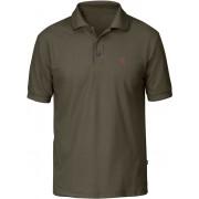 FjallRaven Crowley Pique Shirt - Tarmac - Shirts Polo S