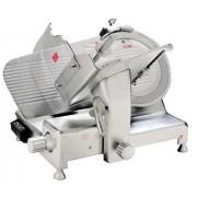 Sirge Affettatrice Professionale Semi Automatica 35 cm 400 Watt (0,5HP) Lama in Acciaio, spessore taglio fino a 30 mm : Affettatrice