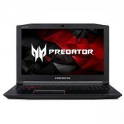 Лаптоп Acer Predator Helios 300, Intel Core i7-7700HQ (up to 3.80GHz, 6MB), 17.3 инча, NH.Q29EX.010