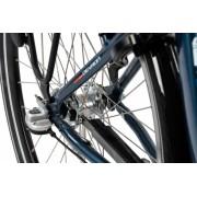 Bicicleta electrica Devron 28124 M albastru 28 inch