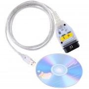 EY BMW INPA / Ediabas K + CAN K + DCAN USB Cable Interfaz Herramienta De Diagnóstico SSS Nuevo