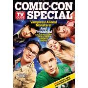 tv guide Comic con 2010 magazine Tv Guide special comic con Big bang Theory