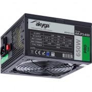 Sursa alimentare akyga Pro 650W ATX AK-P3-650 RGB Fan