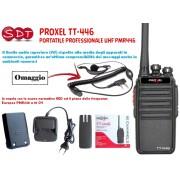 PROXEL TT-446 PORTATILE PROFESSIONALE UHF PMR446