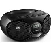 Philips Radioodtwarzacz AZ318B/12 Czarny