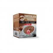 Ciocolata calda TIZIANO BONINI brown, 10 buc