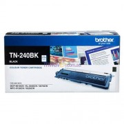 Brother Tn-240bk - Black Toner Cartridge