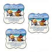 Magnet Personalizat Pentru Nunta