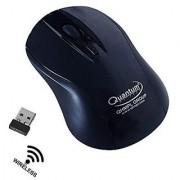 Quantum QHM262W 2.4GHz Wireless Optical Mouse (USB Black)
