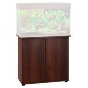 JUWEL Rio 125, sötétbarna akváriumi bútor, 81x36x73