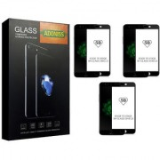 Adoniss [9H] Edge to Edge Premium Tempered Glass Mobile Screen Protector (Pack of 2) for Oppo F3