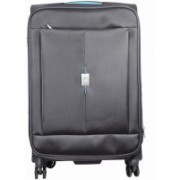 "Delsey PASSAGE+ 25"" EXP. SPINNER TROL Large Briefcase - For Men & Women(Anthracite)"