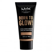 NYX Professional MakeUp Born To Glow Naturally Radiant Foundation 43g