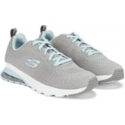 Skechers SKECH-AIR EXTREME-NOT ALO Walking Shoes For Women(Blue, Grey)
