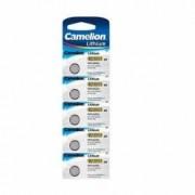 Baterii Camelion CR1216 3V litiu set 5 baterii