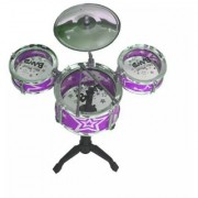 OH BABY The New And Latest Jazz Drum Set For Kids With 3 Drums And 2 Sticks SE-ET-176