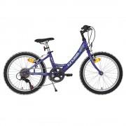 Детско колело Cross Alissa 24'' Лилаво