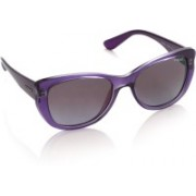 Vogue Rectangular Sunglasses(Violet)