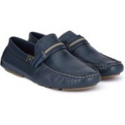 Steve Madden Loafers For Men(Navy)