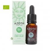 Azoth Bio CBD olie 15% - 10ml