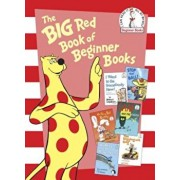 The Big Red Book of Beginner Books, Hardcover/P. D. Eastman