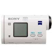 Цифрова видеокамера, Sony HDR-AS200VR (white) Body + Live-View Remote Kit + Sony CP-V3A Portable power supply 3 000mAh, Черен, HDRAS200VR.CEN_CP-V3AB_