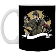Sherlock Holmes - 11 oz. White Mug - 339
