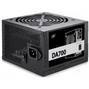 DeepCool DA-700 * 80PLUS BRONZE 700W 1x 24pin, 4+4pin EPS, 3x IDE, 5x S-ATA, 4x PCI-E 6+2pin 120mm