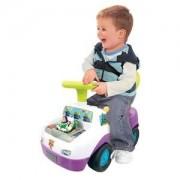 KIDDIELAND Toy Story - Andador Buzz Lightyear Branco e Roxo