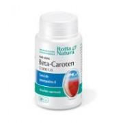 Beta-caroten natural 30cps ROTTA NATURA