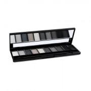 Gabriella Salvete Palette 10 Shades paletta di ombretti per occhi 12 g tonalità 03 Grey donna