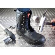Sicherheits Winterstiefel S3, Farbe schwarz, Gr. 45