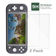 iMW Tempered Glass Protector For Nintendo Switch Lite (2 Packs) STANDARD Edition
