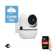 Immax 07701L - Cameră interior VALL-I NEO LITE Smart P/T HD 2MP 1080p, Wi-Fi