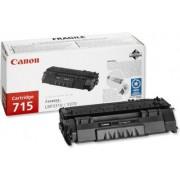 Toner Canon CRG-715 Black, 3500 str.