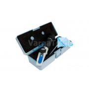 YH Salinity refraktometer RHS10ATC refraktomer (Promile obsahu chloridu sodného & špecifická hmotnosť)