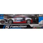 RC Távirányítós autó Ujie 5 funkciós - No.: UJ99-11 piros - Gyerek játék