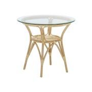 Sika-Design Originals cafébord Ø80 natur rotting, Sika-Design