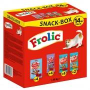 Frolic Snack Box cães
