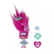 Trolls, Mini figurina cu accesorii Poppy